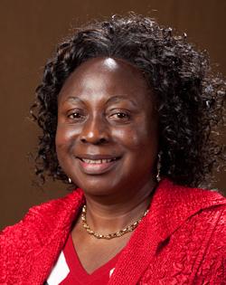 Dr. Rose Korang-Okrah, Ph.D., MSW