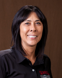 Ms. Sandra Hughey