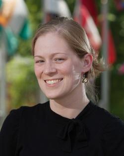 Ms. Sarah Van Alebeek