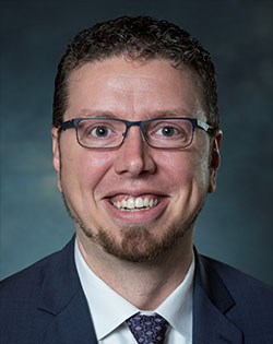 Dr. T. Ryan Hall