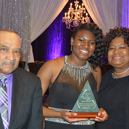 Rachel Cooper Named 2016 Youth Achiever of the Year