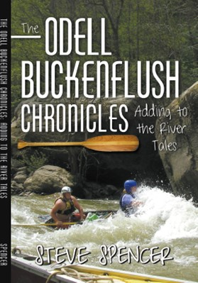 KRS Faculty Member, Dr. Steve Spencer, publishes his fourth book in a five-part series: The Odell Buckenflush Chronicles: Adding to the River Tales