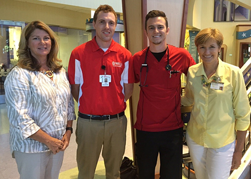 WKU School of Nursing Students Completed the VESNIP Program through Vanderbilt University