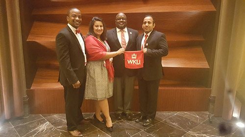 Master in Health Administration Students Garner Top 10 Finish in Case Study Competition