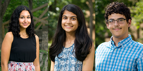 3 Gatton Academy Students Receive Scholastic Art & Writing Awards