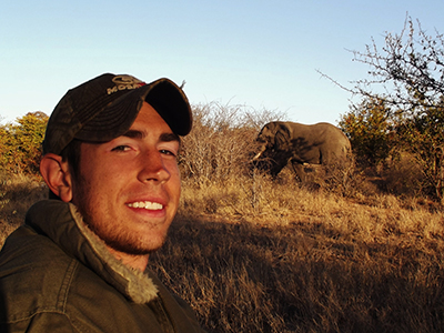 Biology graduate publishes research on 'Examining Human Perception of Elephants and Large Trees for Insights into Conservation of an African Savanna Ecosystem'