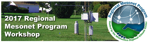 Kentucky Climate Center participates in Regional Mesonet Program Workshop