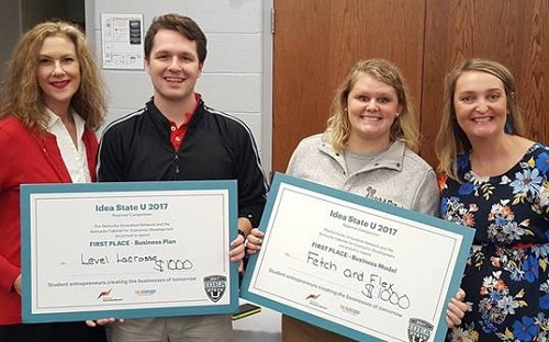WKU Students Earn Cash in Business Plan Competition