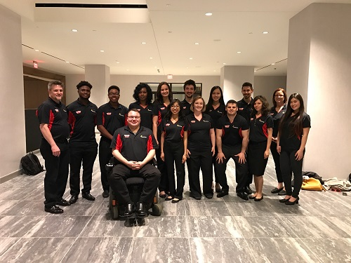 ENATCUS Team Takes Projects to Regional Competition