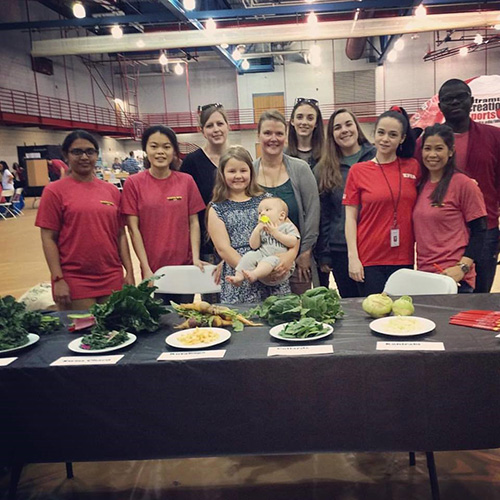 WKU's Public Health Students Promote a Healthier Campus through Community Collaboration