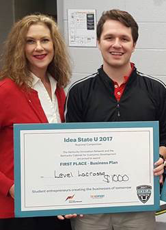 WKU Student to Compete in e-Fest National Business Plan Competition