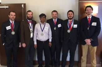 WKU geology team participates in international finals of Imperial Barrel Award contest