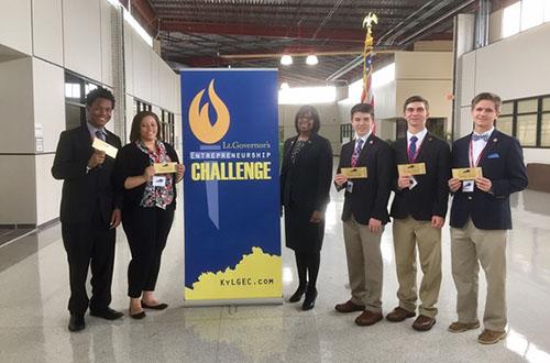 Region Two winners announced in Lieutenant Governor's Entrepreneurship Challenge