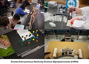 WKU to host Kentucky Science Olympiad April 22