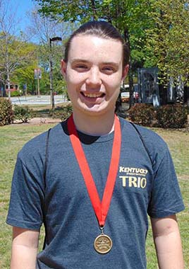 WKU Upward Bound student helps Kentucky team win regional academic competition