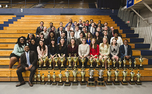 WKU Forensics Team wins NFA national speech & debate championships