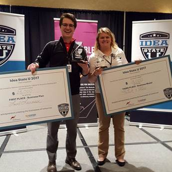 WKU Entrepreneurs win at Idea State U