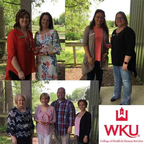 WKU NONPROFIT ORGANIZATION HOSTED 10TH ANNUAL WKU NONPROFIT AWARDS LUNCHEON
