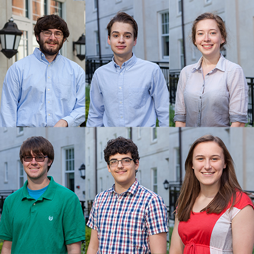 6 Gatton Academy students win Department of State scholarships for summer language immersion