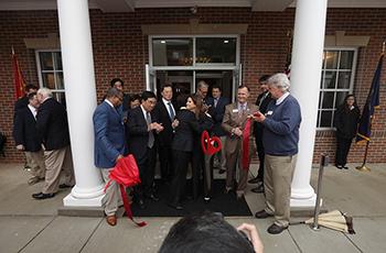 Confucius Institute at WKU dedicates building