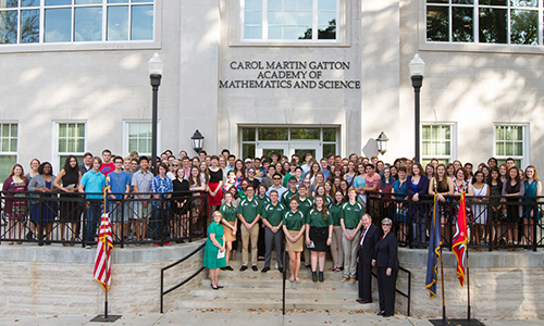 The Washington Post Lists The Gatton Academy as a Top Performing School for 9th Consecutive Year