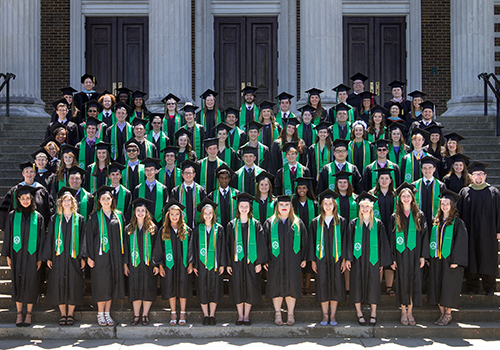 59 Students Graduate in The Gatton Academy's Tenth Class