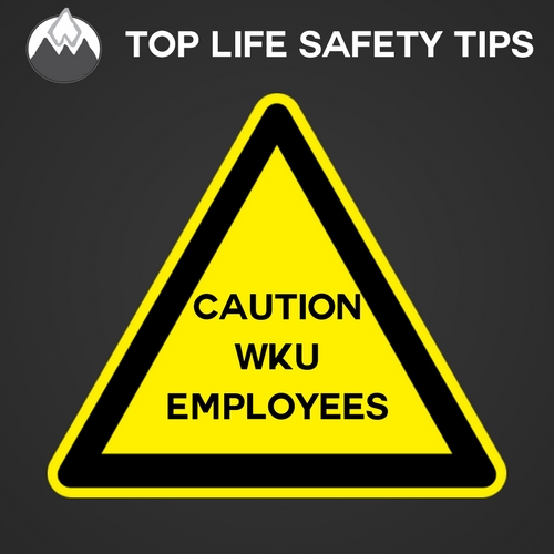 Ouch! Top Life Safety Tips