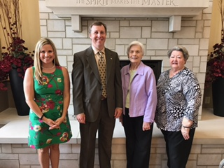 Warren County Retired Teachers Association Scholarship Fund receives $10,000