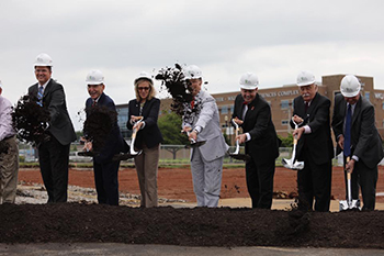 The Medical Center highlights partnership with UK, WKU at groundbreaking