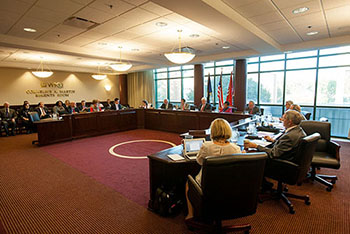 Board of Regents to hold special budget approval, committee meetings June 23