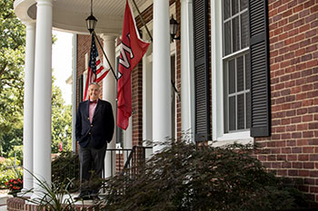 Timothy C. Caboni begins presidential tenure at WKU