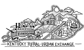 2017 Kentucky Rural-Urban Exchange to visit Bowling Green/Cave Country area