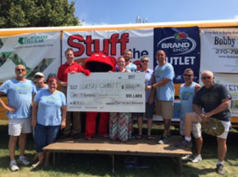 Stuff the Bus continues to grow in impact through scholarships