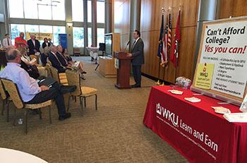 WKU Learn and Earn adds partners, advisory board