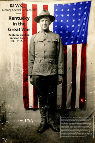 'Kentucky in the Great War' on display at Kentucky Building