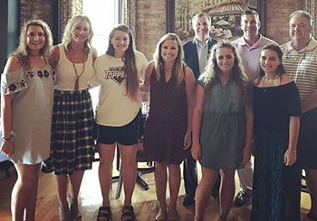 American Bank and Trust Scholarship Fund: New scholarship recipients