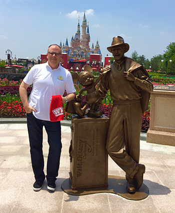 Dezern will share career highlights in 'From WKU to Disney's World'