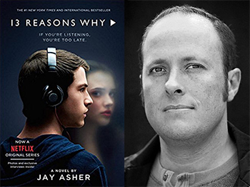 SOKY Reads! features 'Thirteen Reasons Why'; author visits Oct. 20-21