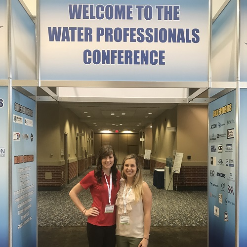 WKU Geography & Geology Staff/Students Participate in Water Professional Conferences