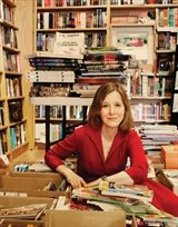 Ann Patchett at Knicely Conference Center 9/19