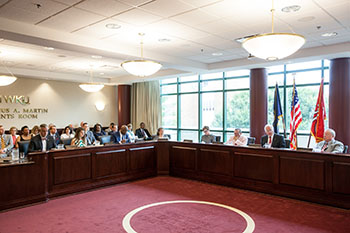 Board of Regents to hold committee meetings Sept. 22