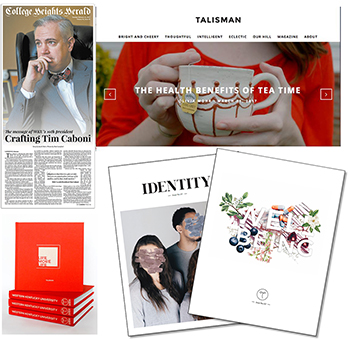 WKU's student publications finalists in all 4 Pacemaker categories