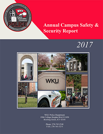 2017 Annual Campus Safety and Security Report