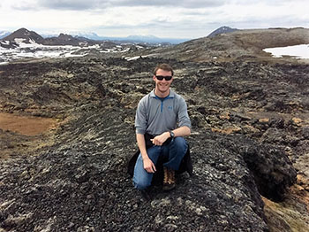 WKU student conducts research on sustainable tourism in Iceland