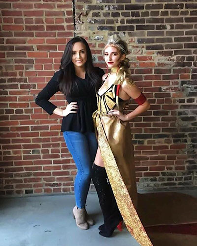 WKU Interior Design Students Participate in IIDA 6th Biennial Product Runway Style Fashion Show