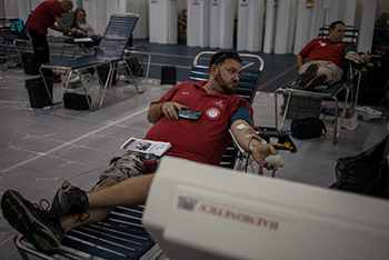 'Give Red, Give Life': WKU vs. MTSU Blood Drive Nov. 13-15