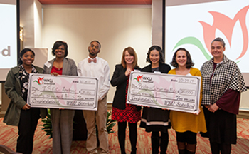 WKU Sisterhood awards grants to two projects
