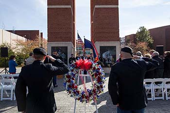 WKU to observe Veterans Day with ceremonies on Nov. 10
