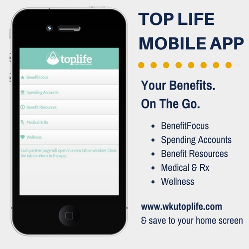 Top Life Mobile App