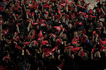 WKU to confer degrees to 1,401 during Fall 2017 Commencement on Dec. 9